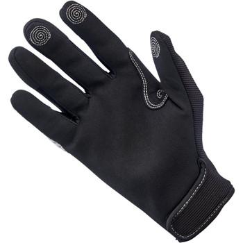 Biltwell Anza Gloves - White/Black