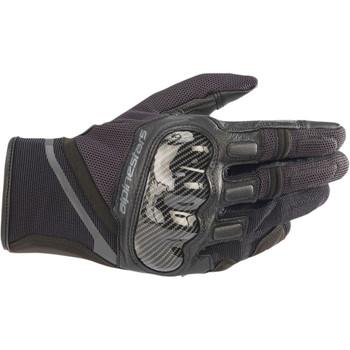 Alpinestars Chrome Gloves - Black/Gray