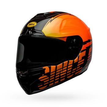 Bell SRT Helmet - Proverb Gloss Orange/Black