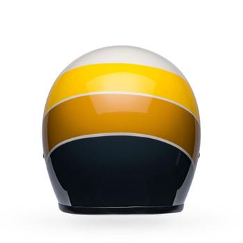 Bell Custom 500 Helmet - Riff Gloss Sand/Yellow