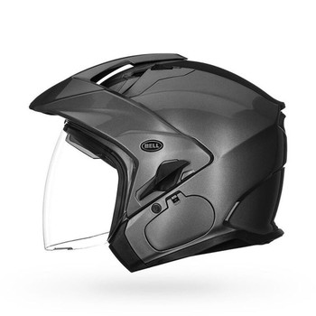 Bell MAG-9 Helmet - Gloss Titanium
