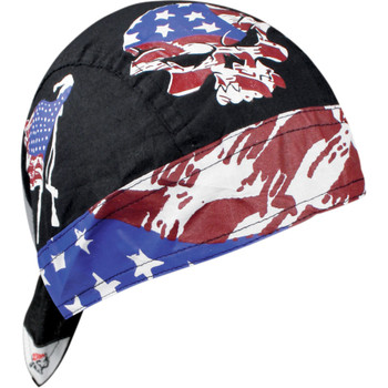 Zan Headgear Vintage Patriot Flydanna Headwrap