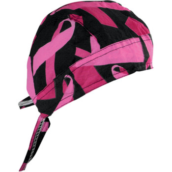 Zan Headgear Breast Cancer Flydanna Headwrap