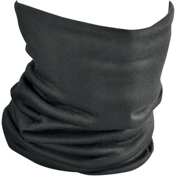 Zan Headgear Fleece-Lined Black Motley Tube