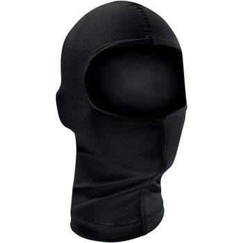 Zan Headgear Black Nylon Balaclava