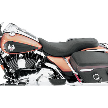 Mustang Daytripper Seat for 2008-2020 Harley Touring