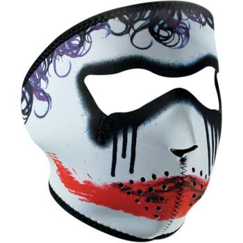 Zan Headgear Trickster Face Mask
