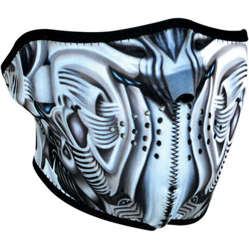 Zan Headgear Biomechanical Half Face Mask