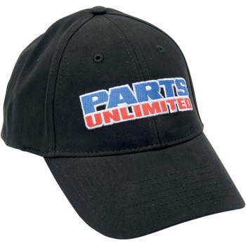 Parts Unlimited Embroidered Hat