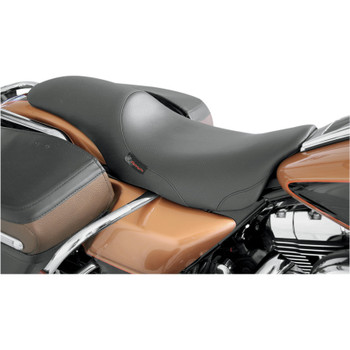 Roland Sands Hang Lo 2-Up Seat for 2008-2020 Harley Touring