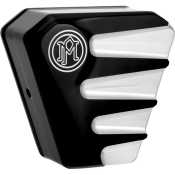 Performance Machine Scallop Horn Cover - Contrast Cut