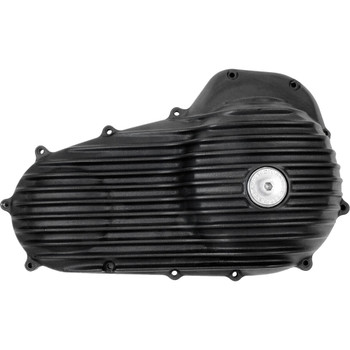 EMD Snatch Ribbed Primary Covers for Harley Big Twin