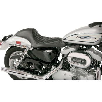 Roland Sands Cafe Boss Seat for 2004-2018 Harley Sportster