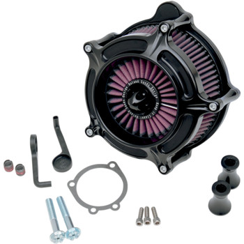 Roland Sands Turbine Air Cleaner for 1991-2019 Harley Sportster - Black