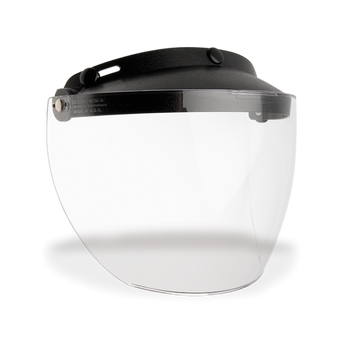 Bell Flip Clear Visor Shield