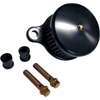Joker Machine Smooth High-Performance Air Cleaner for Harley