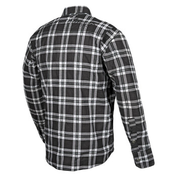 Speed and Strength Black Nine™ Reinforced Moto Flannel Shirt