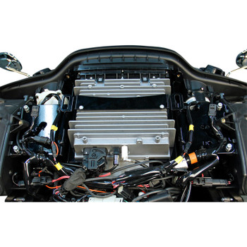 J&M Performance Series 180W RMS 2-Channel Amp Kit for 2015 Harley Road Glide