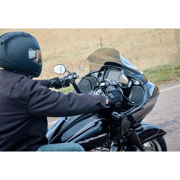 Klock Werks Klip-Hanger Pullback Handlebars for 2015 Harley Road Glide