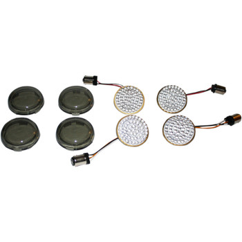 Custom Dynamics Complete LED Turn Signal Conversion Kit for Harley