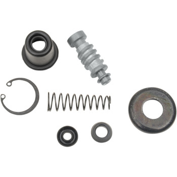 Drag Specialties Rear Brake Master Cylinder Rebuild Kit for Harley