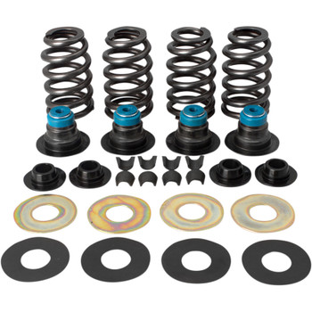 "S&S .585"" Valve Spring Kit for Harley Big Twin"