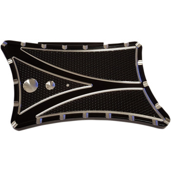 Trask V-Line Passenger Floorboards for Harley