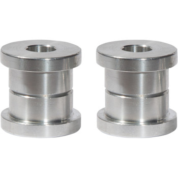 Speed Merchant Solid Riser Bushings for Harley - Natural