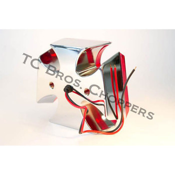 TC Bros. Maltese Cross Tail Light