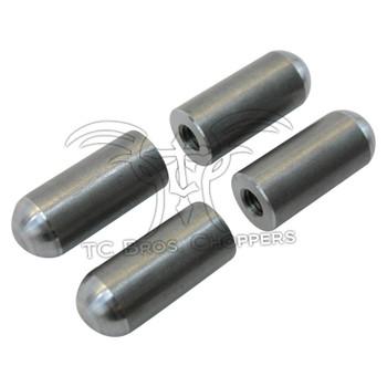TC Bros. Radius Threaded Steel Bungs