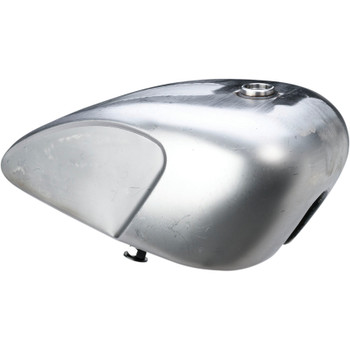Drag Specialties Legacy Lynx Indented Gas Tank for Carb Models