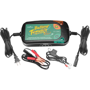 High-Efficiency 1.25A Battery Tender Plus