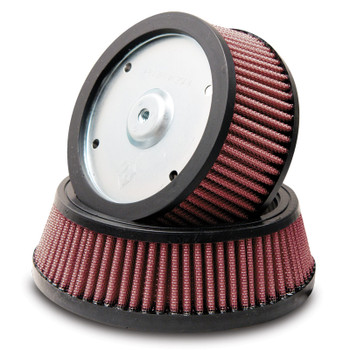 Arlen Ness Replacement Air Filter for Big Sucker Air Cleaner on Harley