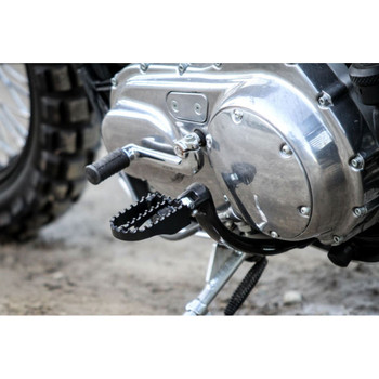 Burly MX Style Foot Pegs for Harley
