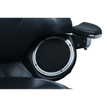Kuryakyn Rear Speaker Accents for 2014-2016 Harley Touring