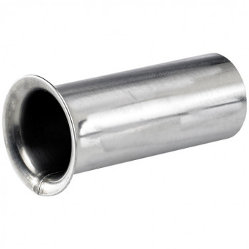 Biltwell Weld-On Trumpet Exhaust Tip