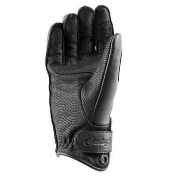 Speed and Strength Black Heart™ Women's Leather Gloves