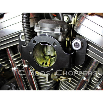 TC Bros. Air Cleaner/Carb Support Bracket for 1991-2003 Harley Sportster