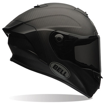 Bell Race Star DLX Solid Matte Black Helmet