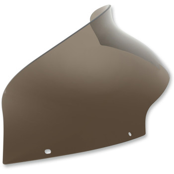 """Memphis Shades 5.5"""" Spoiler Windshield for 2015-2020 Harley Road Glide - Smoke"""
