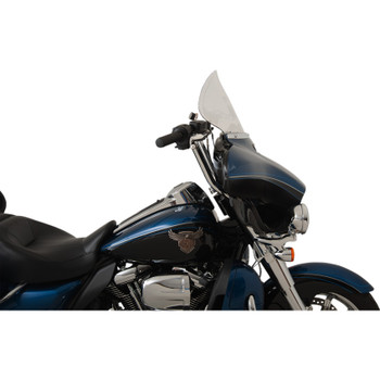 "Klock Werks 11.5"" Flare Windshield for 2014-2020 Harley Touring - Clear"