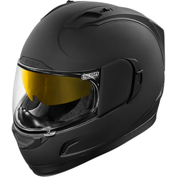 Icon Alliance GT Rubatone Black Helmet