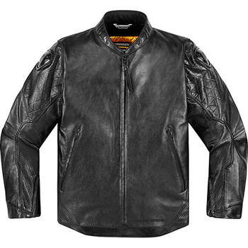 Icon 1000 Retrograde Leather Jacket