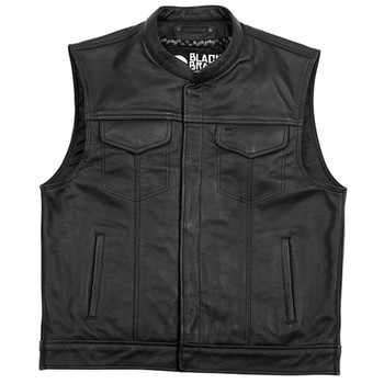 Black Brand Club Vest