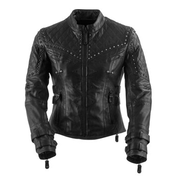 Black Brand Women's Brazilian Waxed Jacket