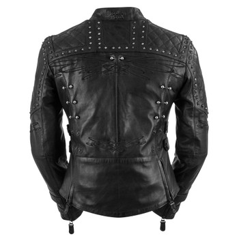 Black Brand Women's Brazilian Waxed Jacket