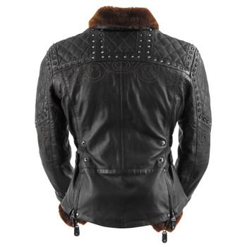 Black Brand Women's Sheared Beaver Jacket