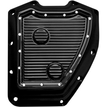 Covingtons Dimpled Cam Cover for Harley Twin Cam - Black
