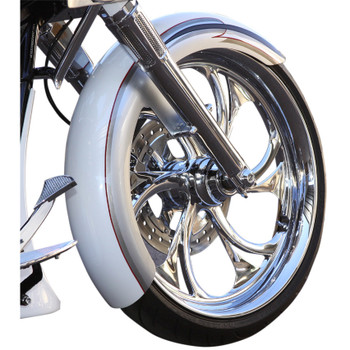 Paul Yaffe Bagger Nation Thicky Front Fender for Harley Touring