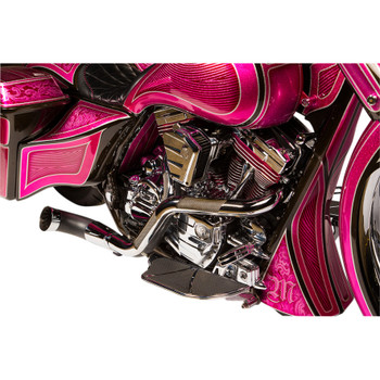 Trask NB Performance 2-Into-1 Exhaust for 1997-2016 Harley Touring